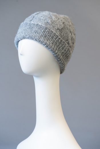 tuque simple à rebord, unie / single thickness brim hat, solid