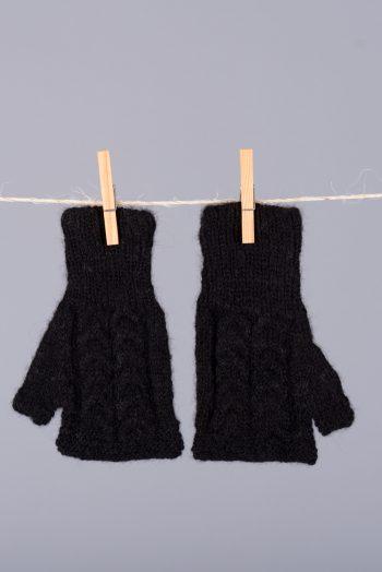 mitaines courtes sans doigt / short fingerless mittens