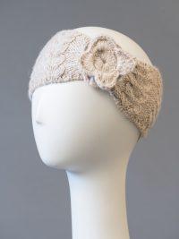 bandeau à fleur / flower headband