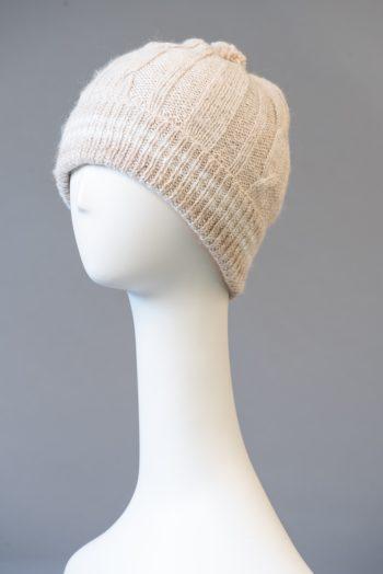 tuque simple à rebord, unie / single thickness brim hat, solid